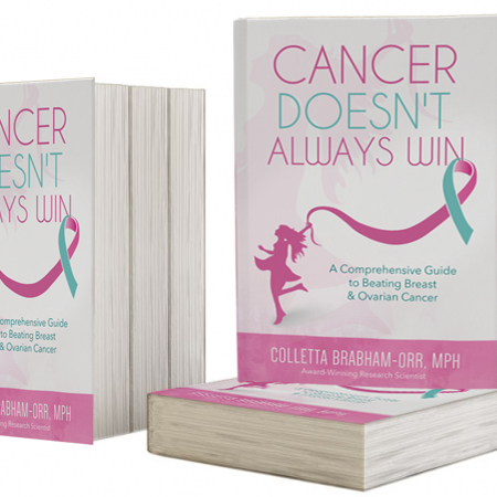 CANCER DOESN'T ALWAYS WIN